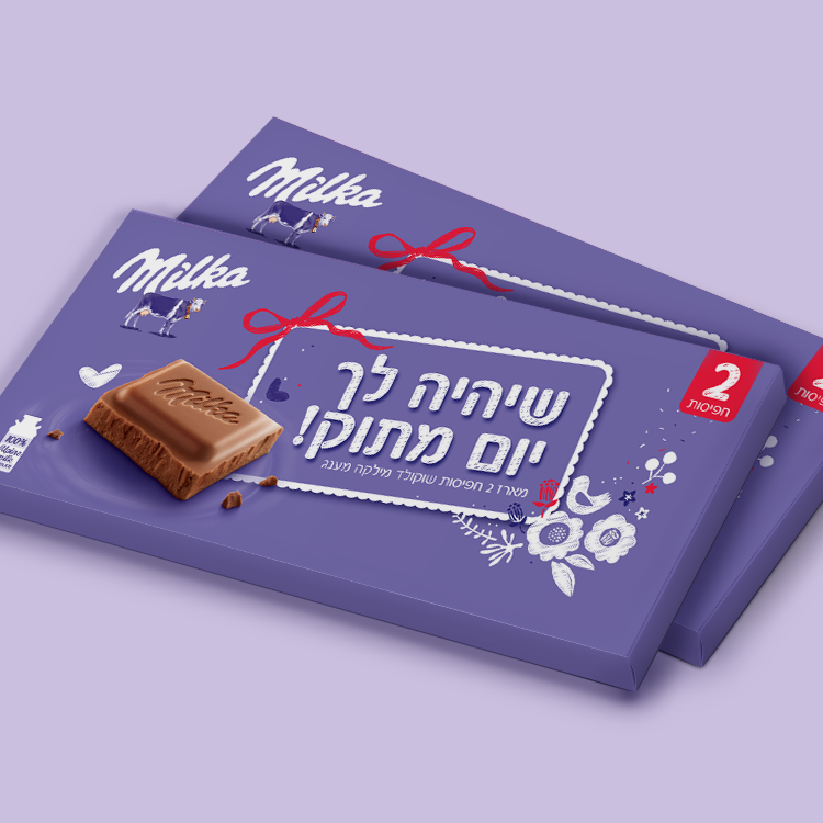 Milka Packaging