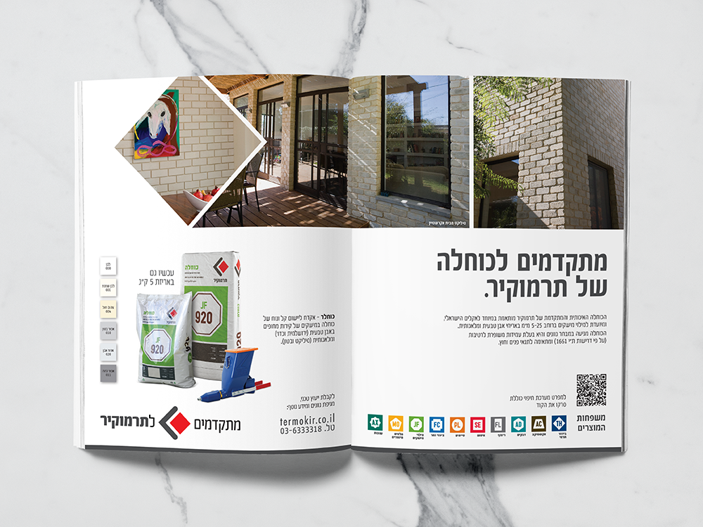 Thermokir Advertising, point of purchase signage and print design